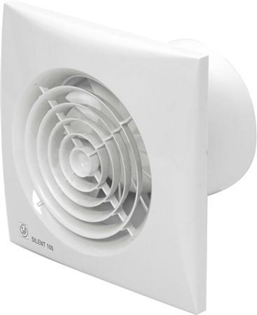 Toilet en badkamer ventilatoren